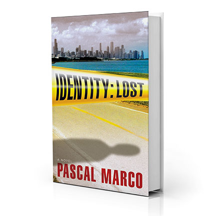 Identity Lost Book by Pascal Marco