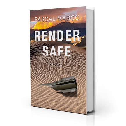 Render Safe Book by Pascal Marco